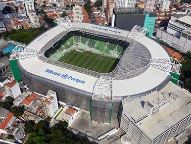 Estádio - Allianz Parque