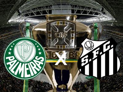 Palmeiras X Santos - Pré-jogo