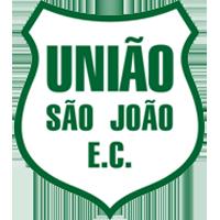 União São João-escudo