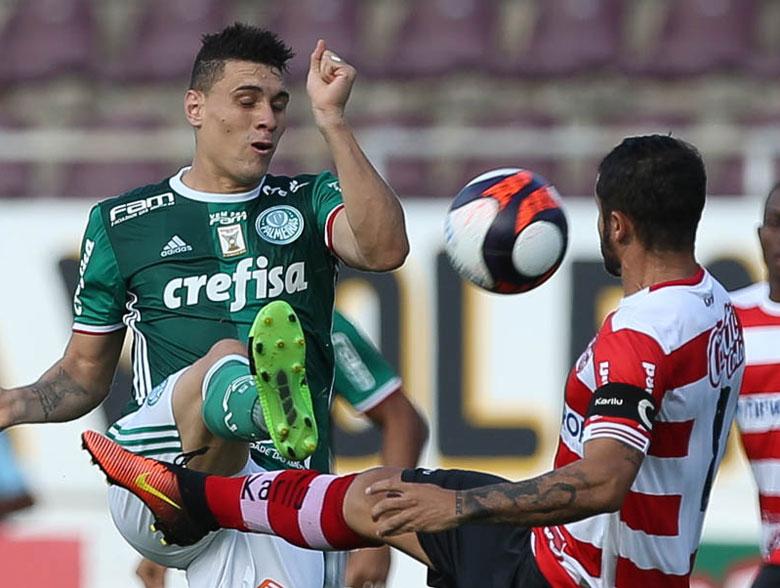 Linense 0x4 Palmeiras
