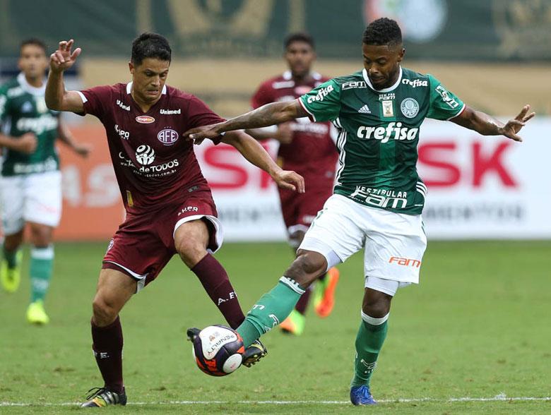 Palmeiras 4x1 Ferroviária