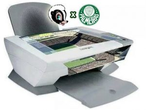 SCCP x Palmeiras