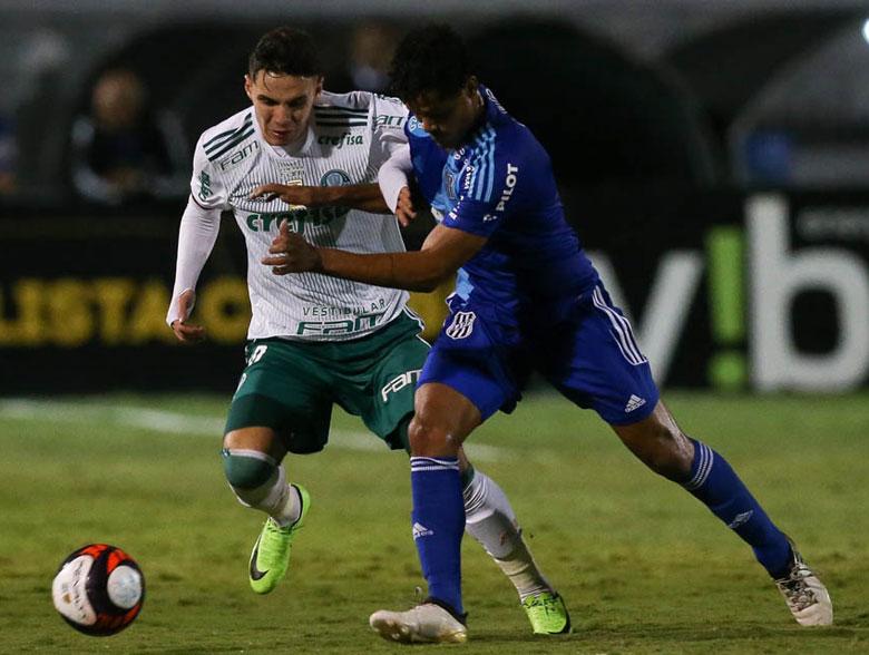 Ponte Preta 1x0 Palmeiras