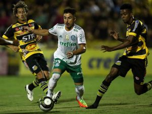 Novorizontino 1x3 Palmeiras