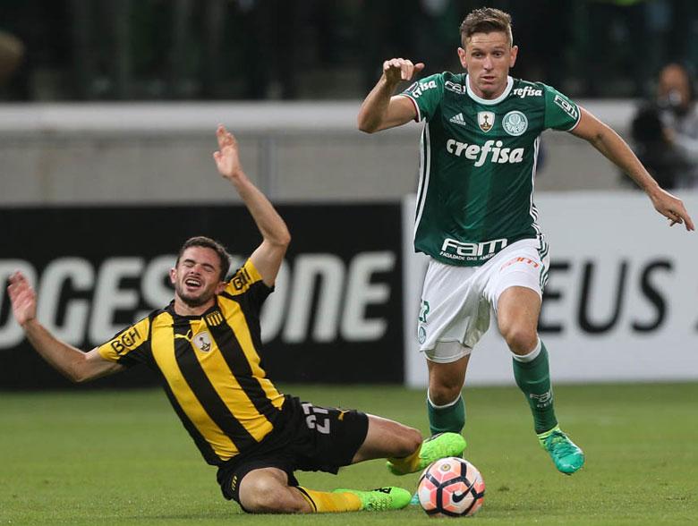 Palmeiras 3x2 Peñarol