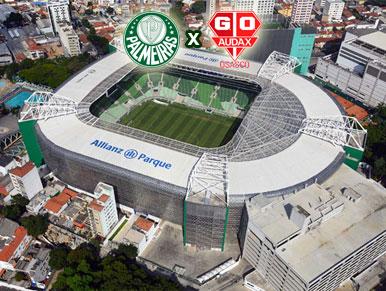 Pré-jogo Palmeiras x Audax