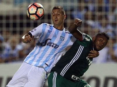 Borja vs Atlético Tucumán