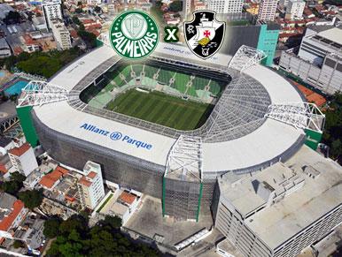 Pré-jogo Palmeiras x Vasco