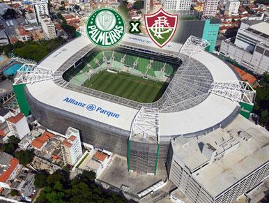 Pré-jogo Palmeiras x Fluminense