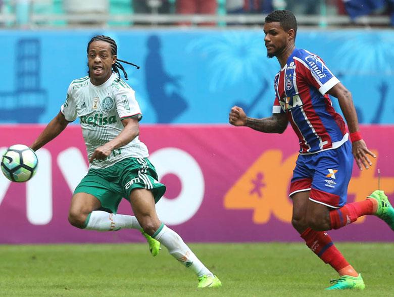 Bahia 2x4 Palmeiras