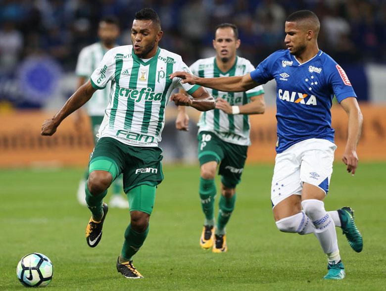 Cruzeiro 1x1 Palmeiras