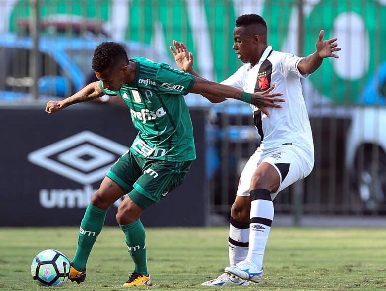 Vasco 1x1 Palmeiras