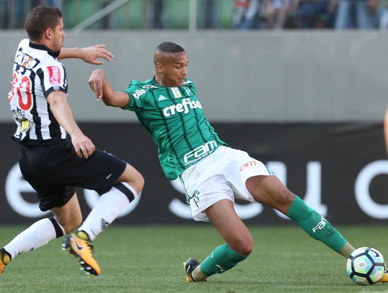 Atlético-MG 1x1 Palmeiras