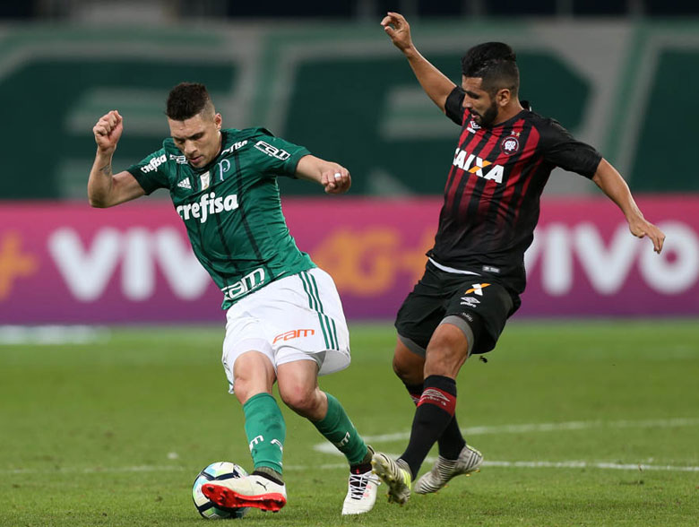 Palmeiras 0x1 CAP