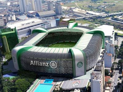 Allianz Parque projeto