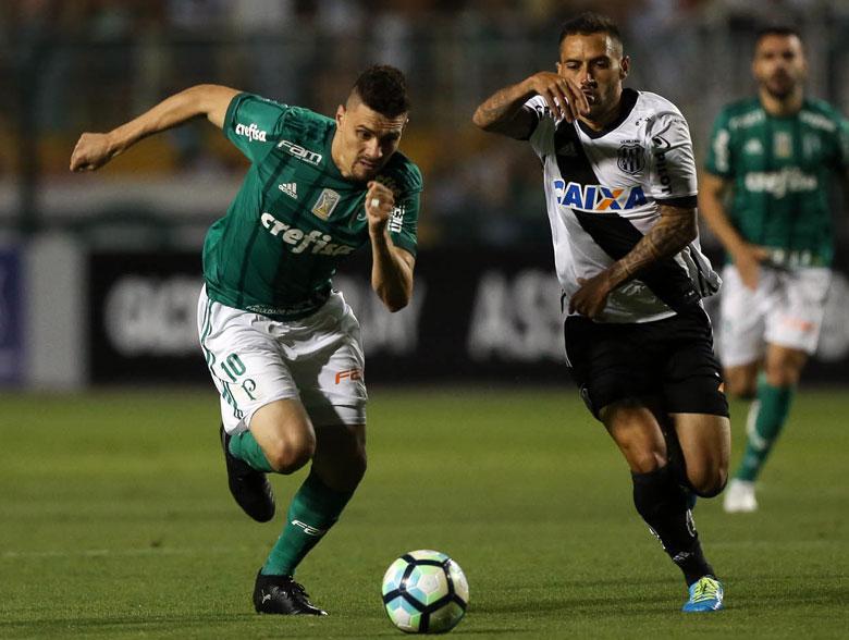 Palmeiras 2x0 Ponte Preta