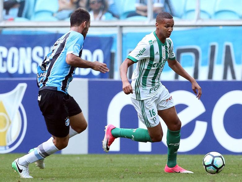 Grêmio 1x3 Palmeiras