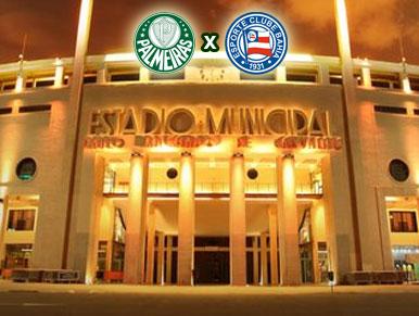 Pré-jogo Palmeiras x Bahia