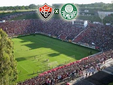 Pré-jogo Vitória x Palmeiras