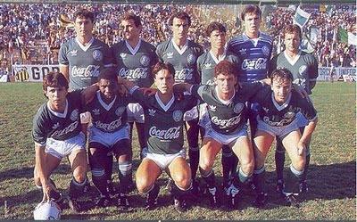 O time de 1989 tinha Velloso como grande revelação