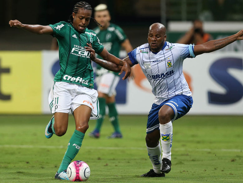 Palmeiras 3x1 Santo André