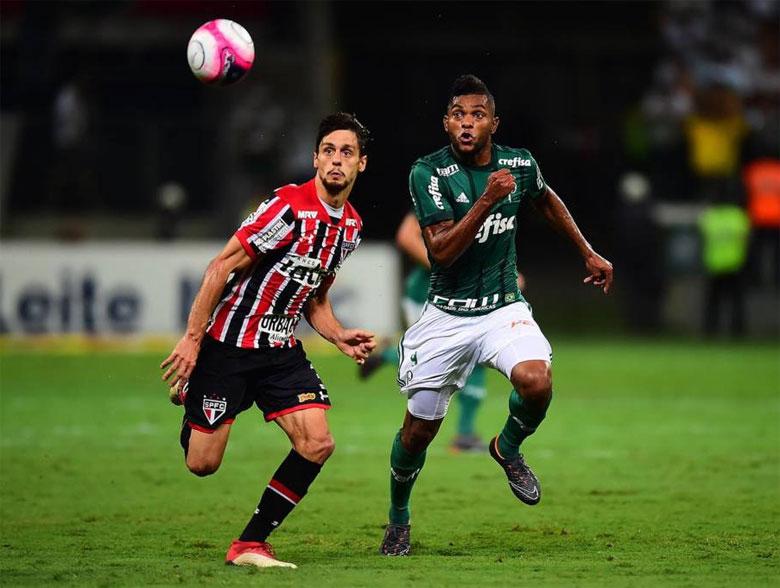 Palmeiras 2x0 São Paulo