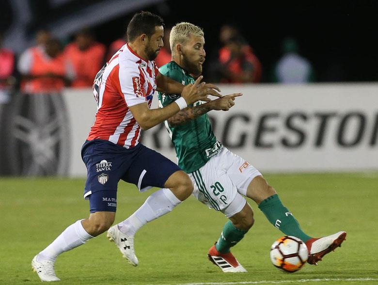 Junior de Barranquilla 0x3 Palmeiras