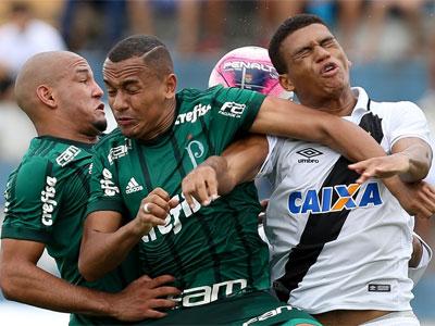 Palmeiras x Vasco Copinha