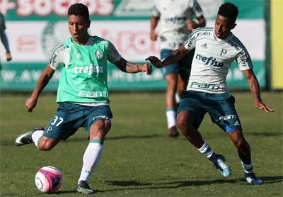 Marcos Rocha e Tchê Tchê