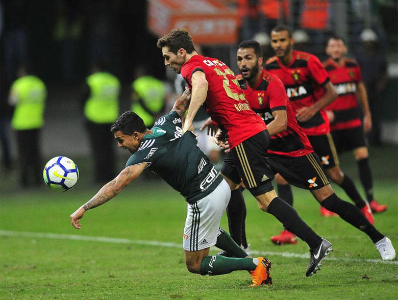 Palmeiras 2x3 Sport