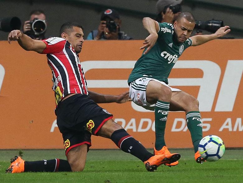 Palmeiras 3x1 SPFC