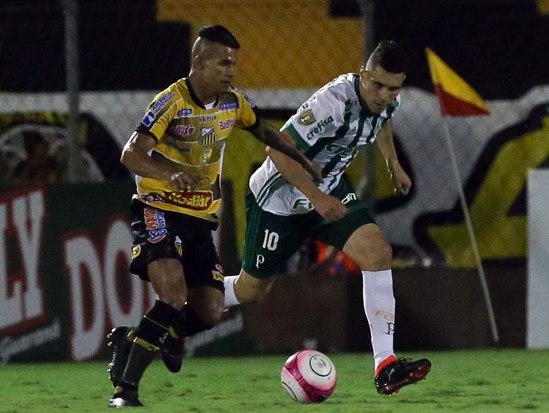 Novorizontino 0x3 Palmeiras
