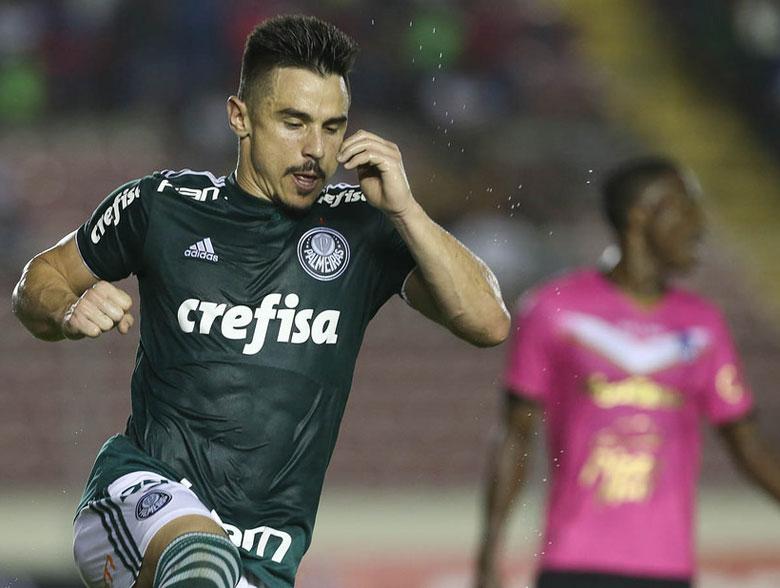 Árabe Unido 0x2 Palmeiras