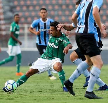 Palmeiras x Grêmio Sub-20