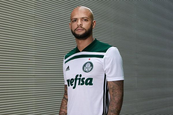 Felipe Melo- Uniforme II 2018