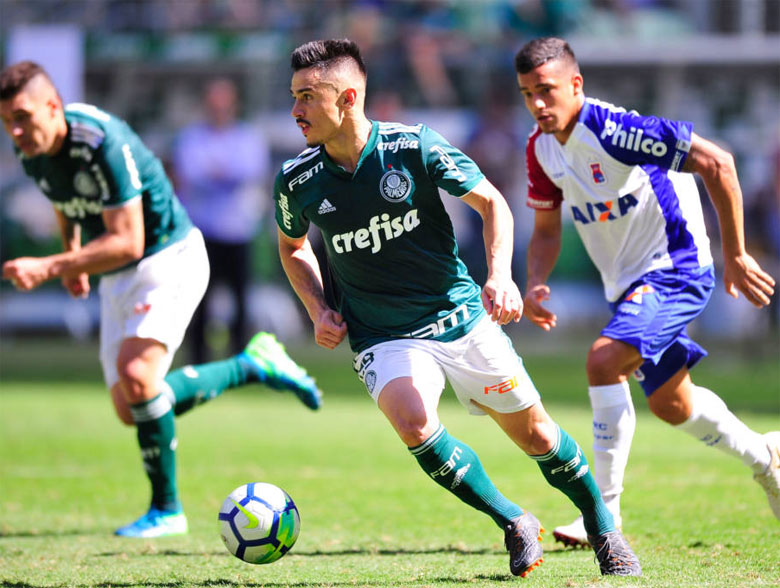Palmeiras 3x0 Paraná