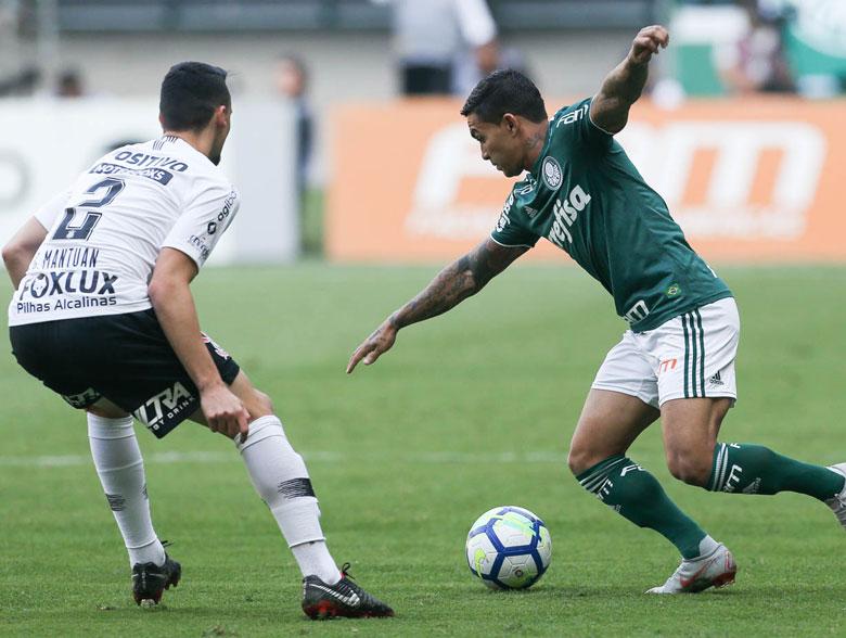 Palmeiras 1x0 SCCP, no Allianz Parque, pelo Brasileiro de 2018