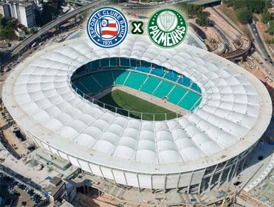 Pré-jogo: Bahia x Palmeiras