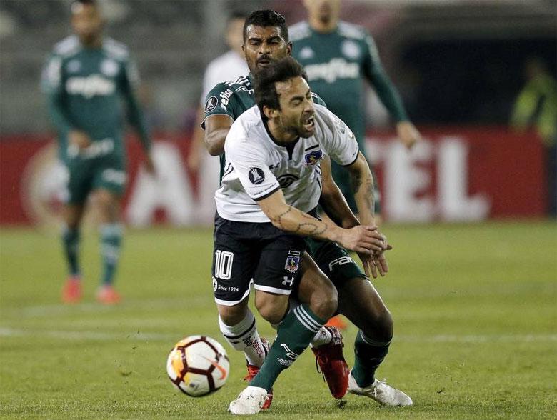 Colo-Colo 0x2 Palmeiras