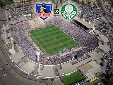 Pré-jogo: Colo-Colo x Palmeiras
