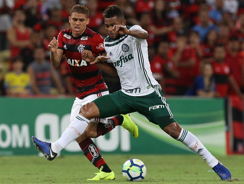 Flamengo 1x1 Palmeiras