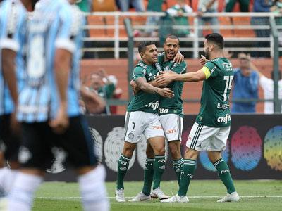 Palmeiras 2x0 Grêmio