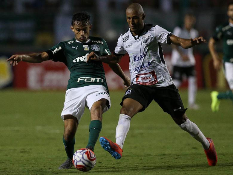 Palmeiras 2x0 Bragantino