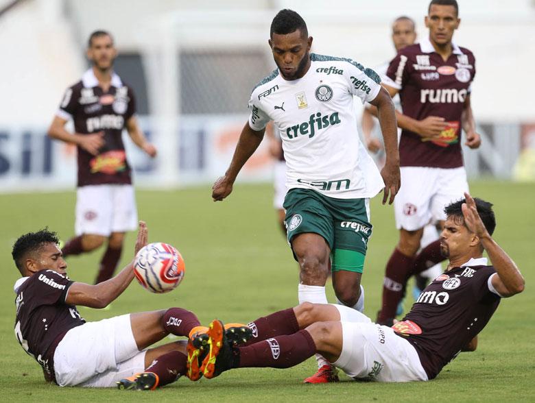 Ferroviária 0x0 Palmeiras
