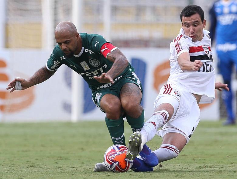 SPFC 0x1 Palmeiras