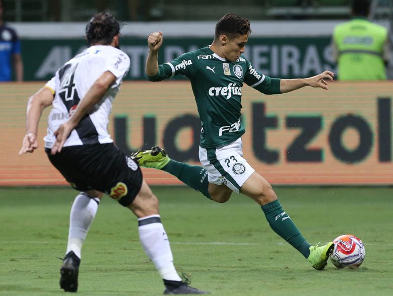 Palmeiras 1x0 Ponte Preta
