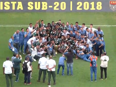 Campeão Paulista Sub-20