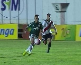 Palmeiras 6x0 River Plate