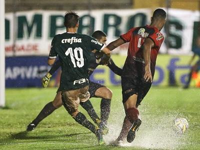 Palmeiras 2x0 Galvez