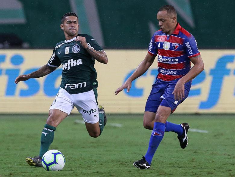 Palmeiras 4x0 Fortaleza